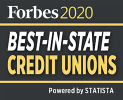 Forbes 2020 - Best in State Credit Unions
